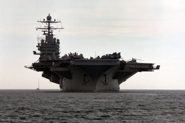 USS Theodore Roosevelt, CVN-71