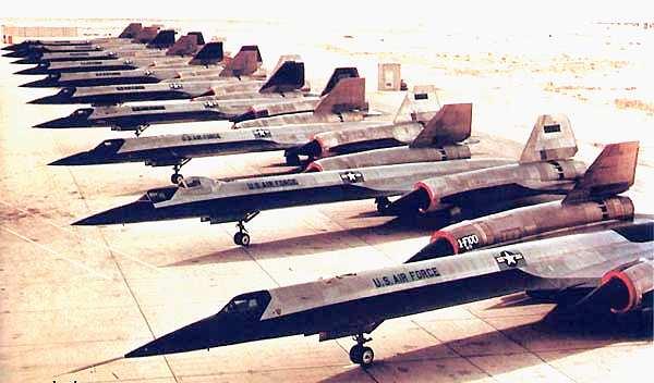 Lockheed A-12 Oxcarts