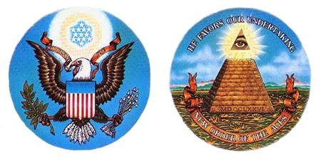 Great Seal of the United States of America (Obverse and Reverse)