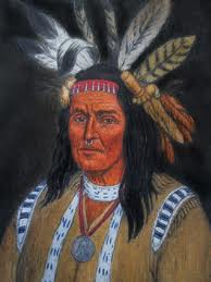 Shawnee Chief Cornstalk (Direct Ancestor)