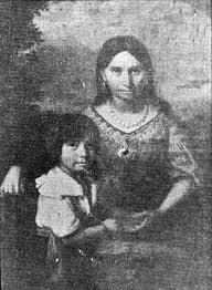 Pocahantas (Powhaten/Algonquian) (Direct Ancestor)