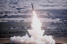 Martin Marietta LGM-118A Peacekeeper ICBM