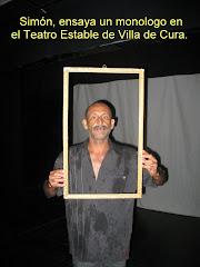 SIMÓN PÉREZ ITRIAGO. Actor de Teatro
