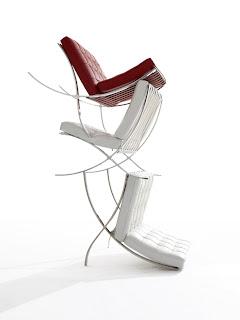 the fabulous barcelona chair
