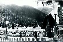 Cabana Capra Neagra din Poiana Brasov 1943