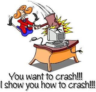 crash other pc