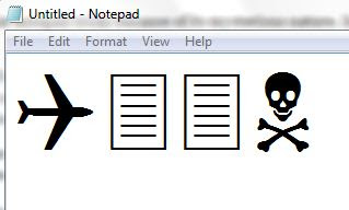 notepad hacking