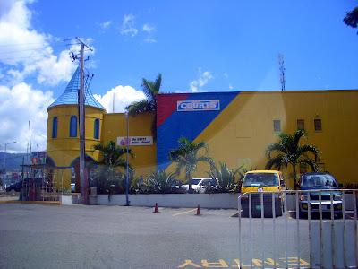 Jamaica Photo Diary Courts Store