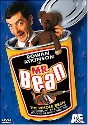serba serbi Mr.Bean MrBean