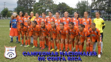 ARENAL CORONADO FUTBOL FEMENINO