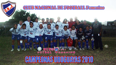 CLUB NACIONAL DE FOOTBALL
