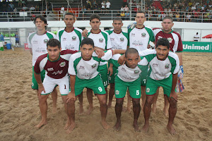 SELEÇÃO DE BEACH SOCCER DO RN CAMPEÃO BRASILEIRA 2007
