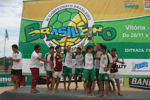 CAMPEONATO BRASILEIRO DE BEACH SOCCER 2007