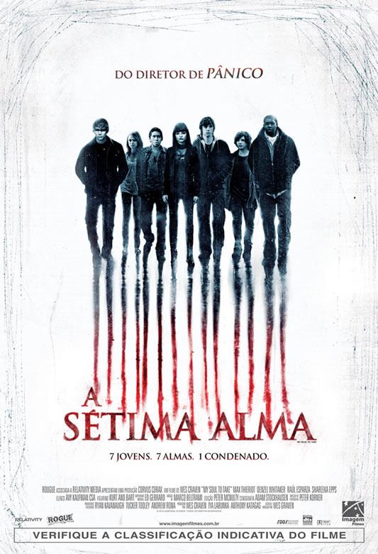 Filme Poster A Sétima Alma DVDRip RMVB Legendado