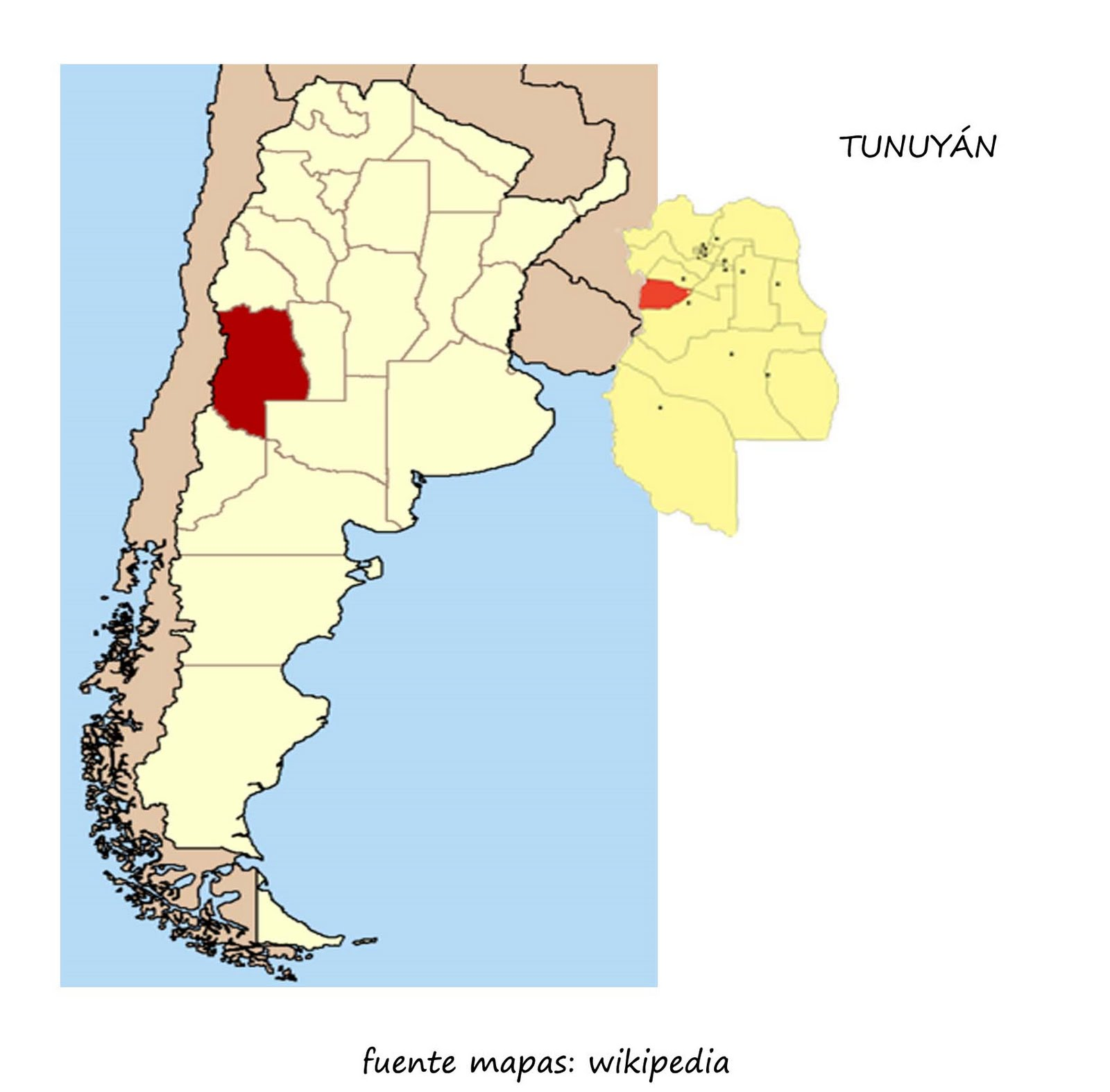 Download image Mapa De Mendoza Argentina PC, Android, iPhone and iPad ...
