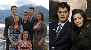 Palin Family, daughter, boyfriend