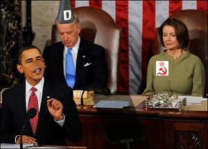 Pinocchio Nose Obama