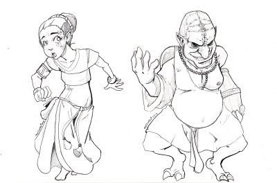 SKETCHFro! Bloggasaur of Christopher Taylor's Art, Illustrations and ...