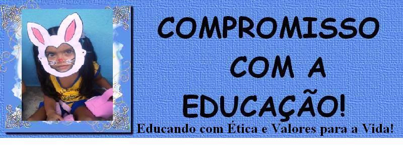 Compromisso com a Educação