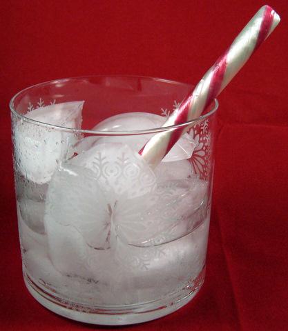 Peppermint Iceberg Drink