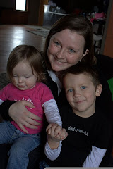 My sweet kiddos and me :)