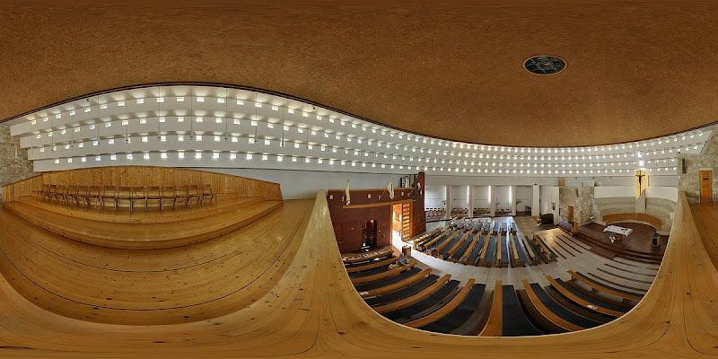 Budapest,Magyar Szentek Temploma gömbpanoráma