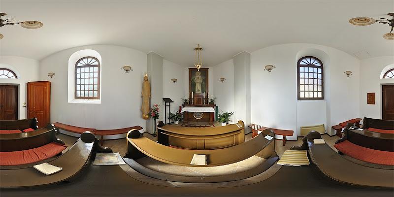 Vörösberény Szt.Margit kápolna- gömbpanoráma