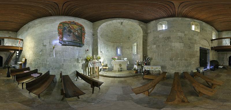 Nagybörzsöny - Szt.István templom- gömbpanoráma