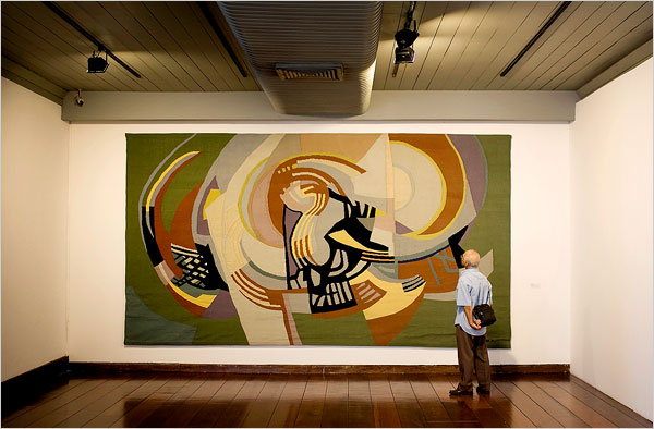 Roberto Burle Marx - New York Times