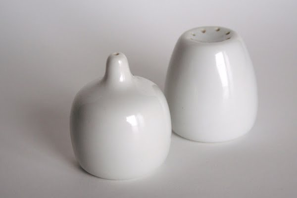 Vintage B&G Henning Koppel Shakers