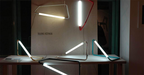 Naama Hofman - Light Objects 001