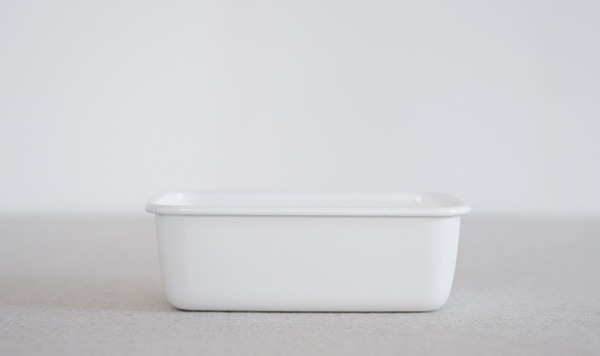 Noda Horo - enamel container