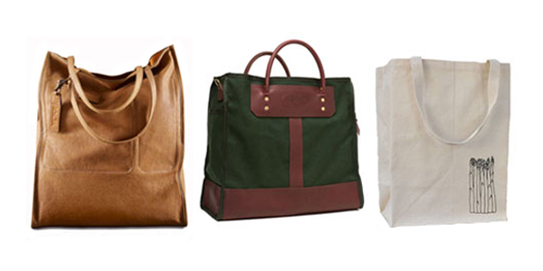 Bon Appetit, Holiday Gift Guide 2010, market bags