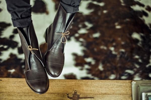 Keller - Fall / Winter 2010 Shoes