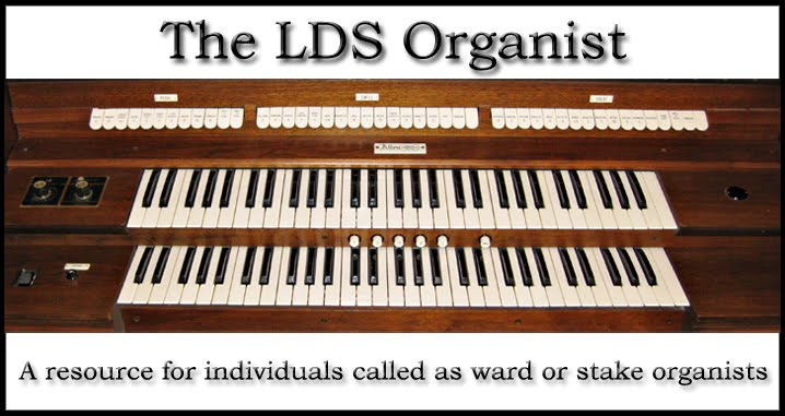 The LDS Organist