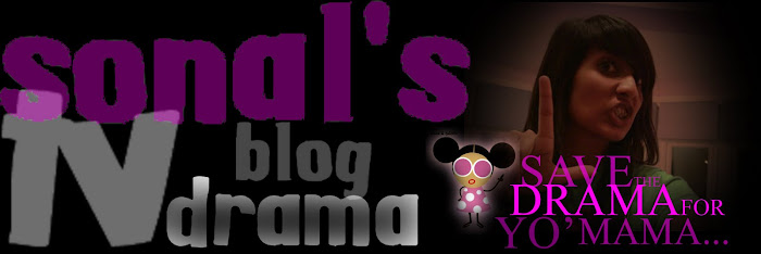 Sonall's Blog