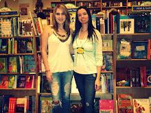 Susane Colasanti and I
