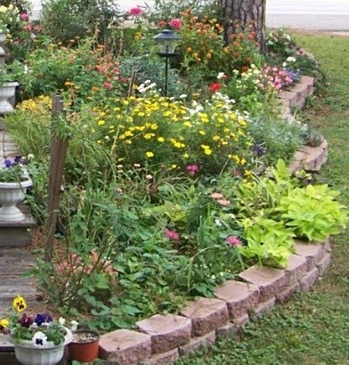 Earth Friendly Landscapes Planting Perennial Beds And