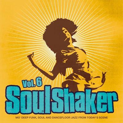 V.A. - SOULSHAKER VOL. 6 (2009)