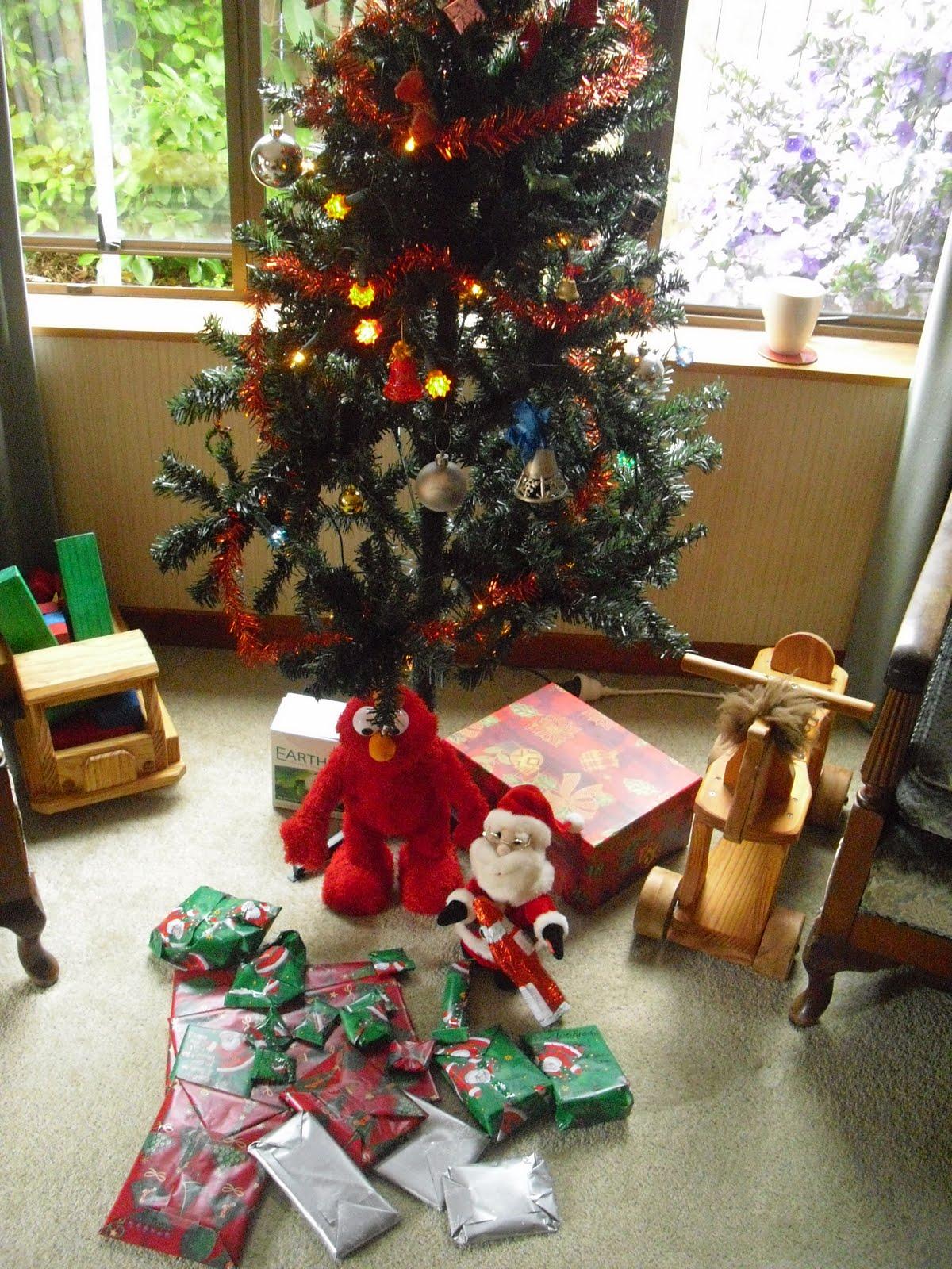 New Zealand: Weihnachtsgeschenke vervollständigt