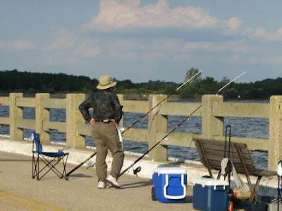 Reporterroblang july 2010 wbal radio 1090 am for Choptank river fishing report