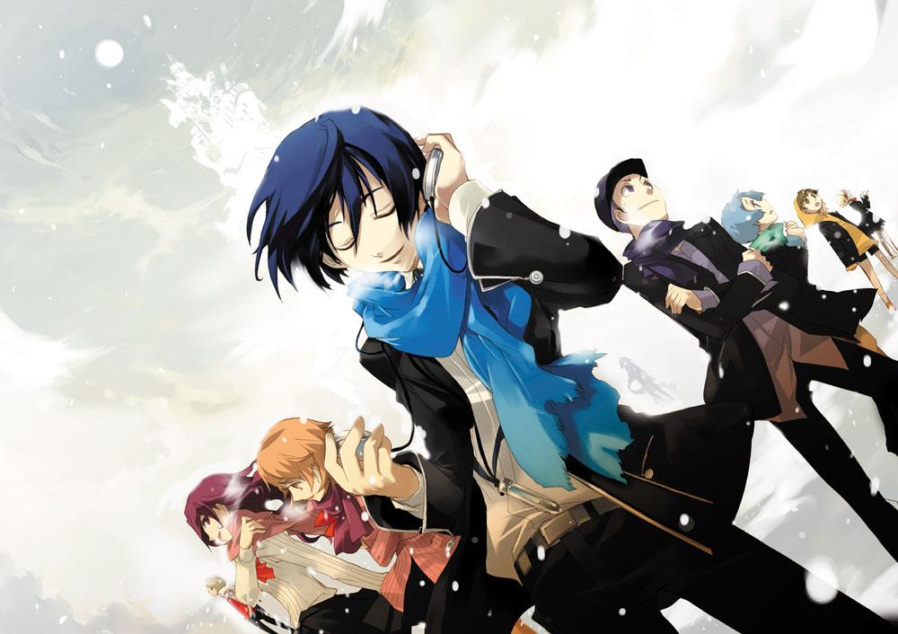 Anime Jepang Genre Horror