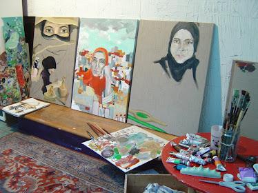 Peintures à l'huile (Benedetta Segala)
