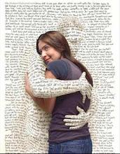 Abraza a las letras