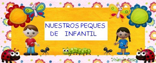 NUESTROS PEQUES DE INFANTIL