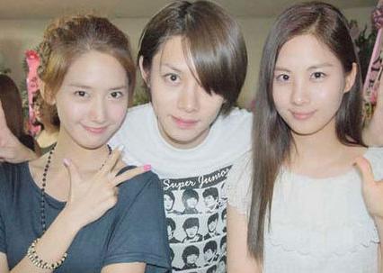 Foto Heechul (SUJU) lebih cantik dari Yoona & Seohyun (SNSD)