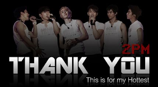 2PM Release Single terbaru Thank You
