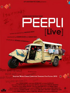 Peepli Live Movie Posters