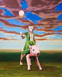 FONDANT PIG ANGST