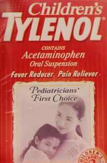 Motrin Tylenol Recall Infant A Online Health Magazine